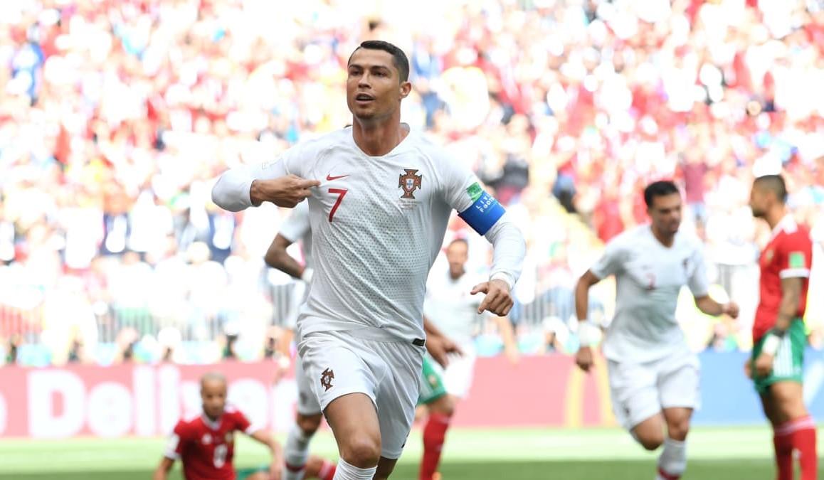 Cristiano Ronaldo został piłkarzem Juventusu