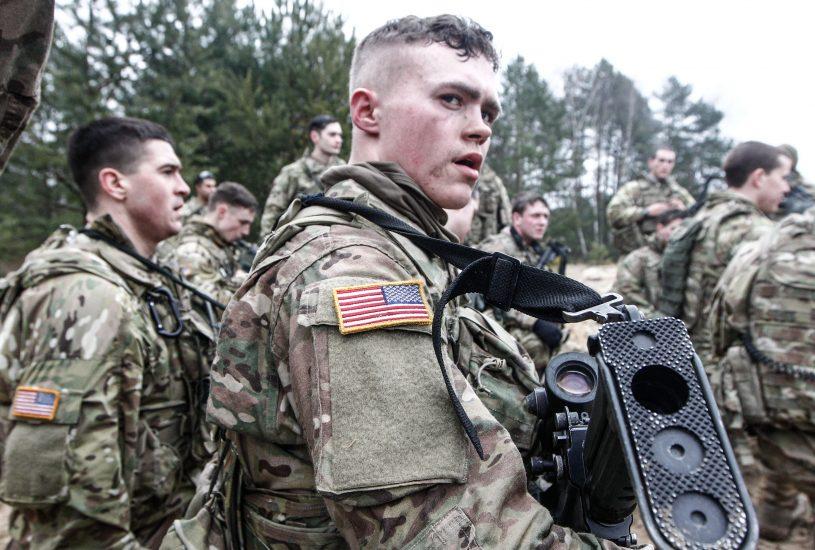Nie będzie stałych baz USA w Polsce