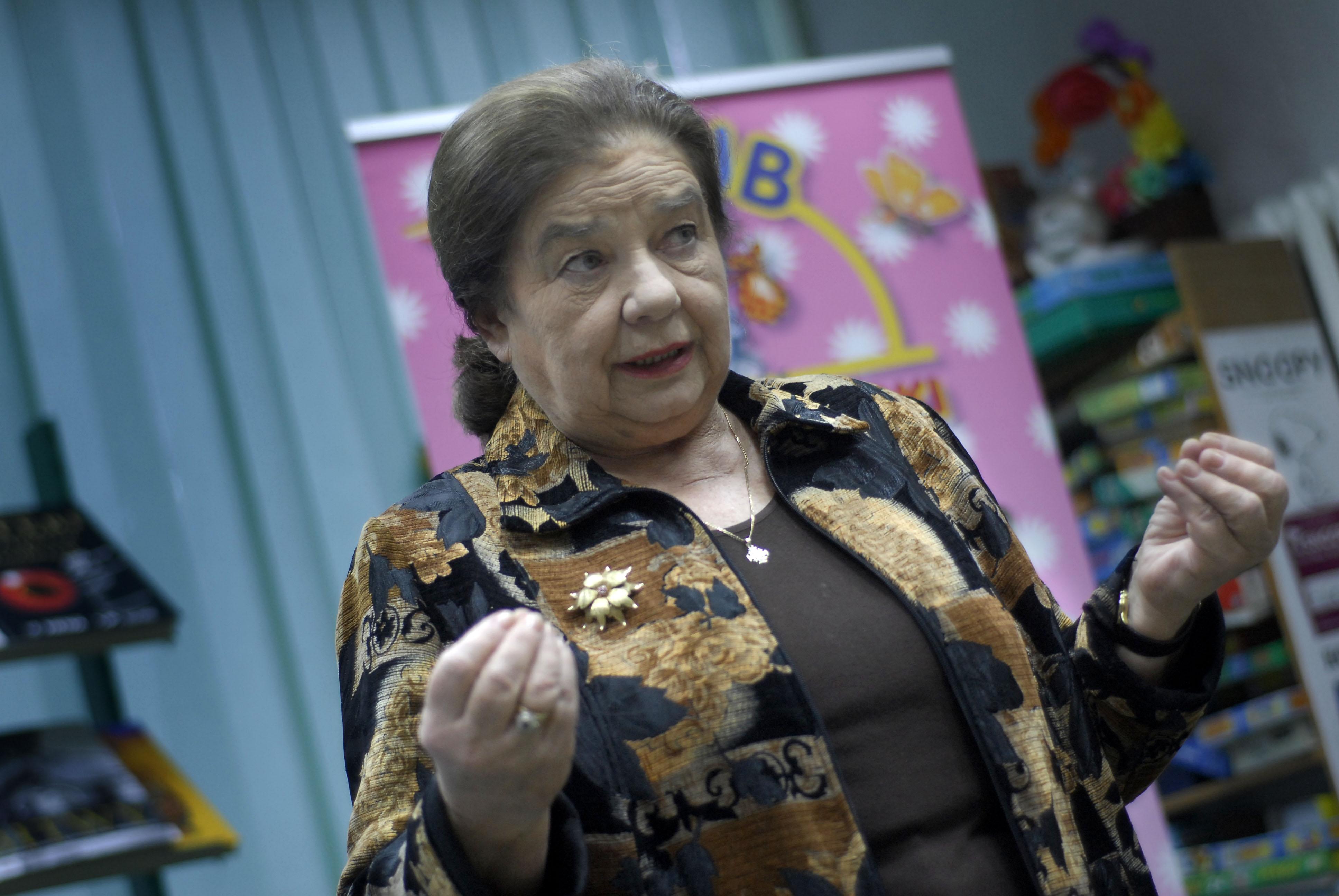 Życzenia dla Katarzyny Łaniewskiej, która obchodzi 85. urodziny