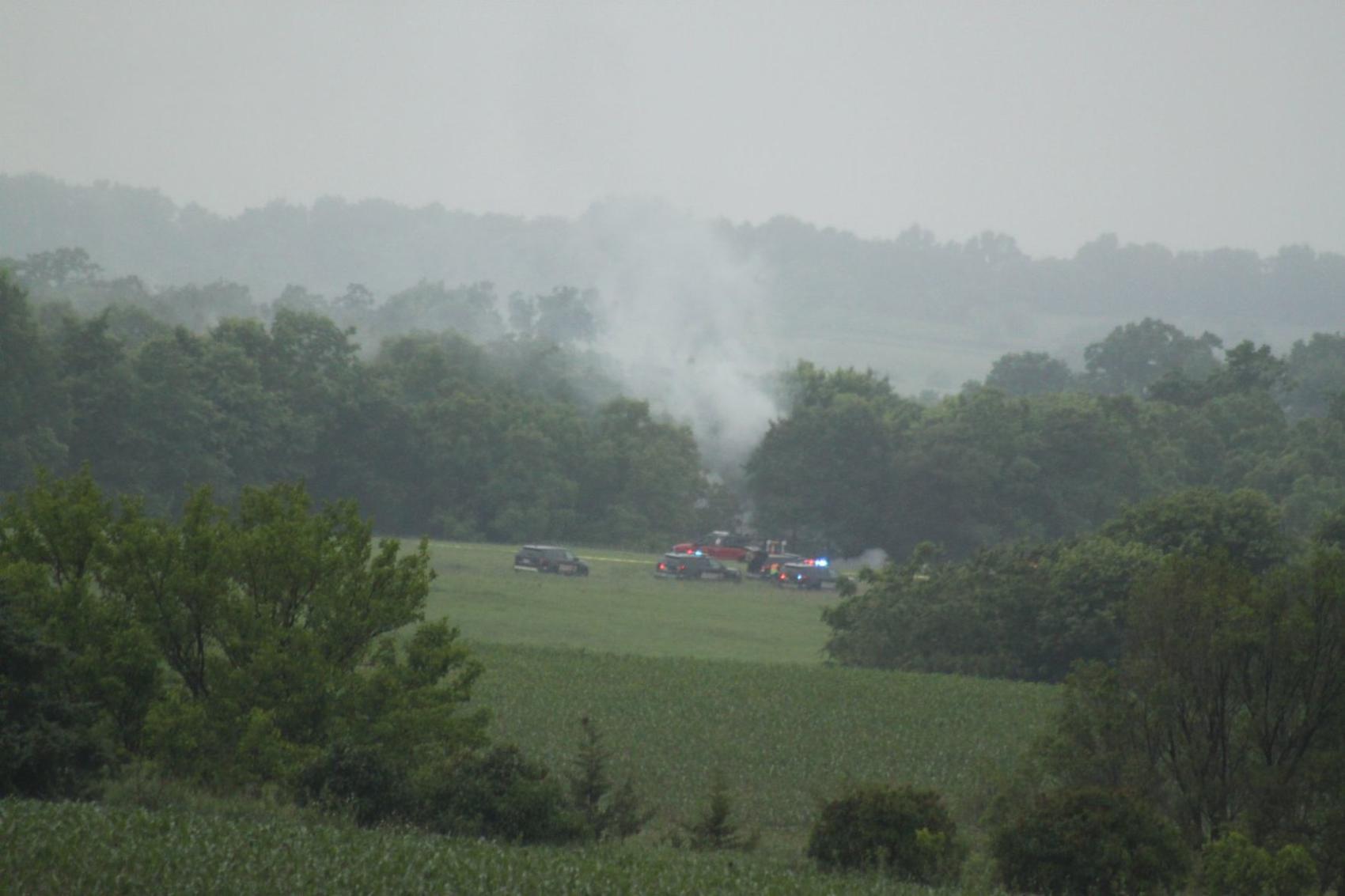 Wisconsin: Cztery osoby zginęły w wypadku małego samolotu