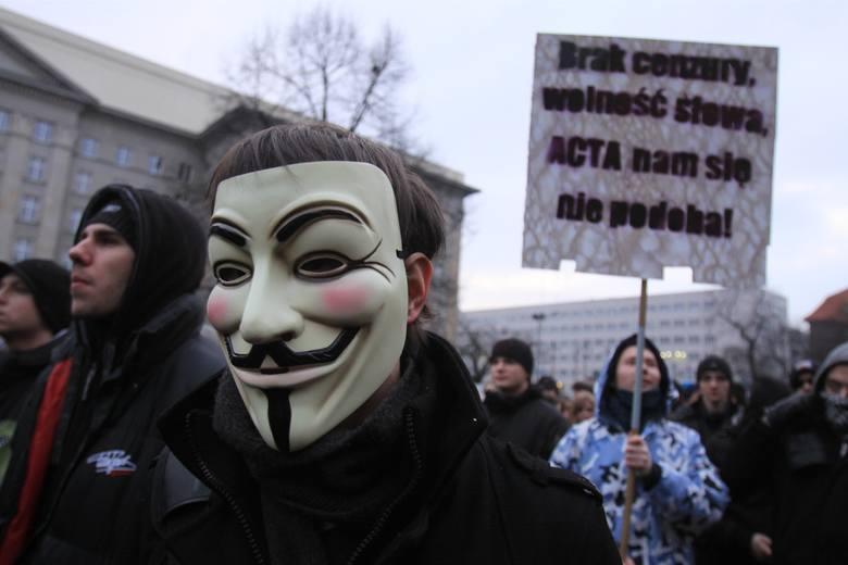STOP ACTA 2. Będzie cenzura internetu? Ekspert: To bzdura
