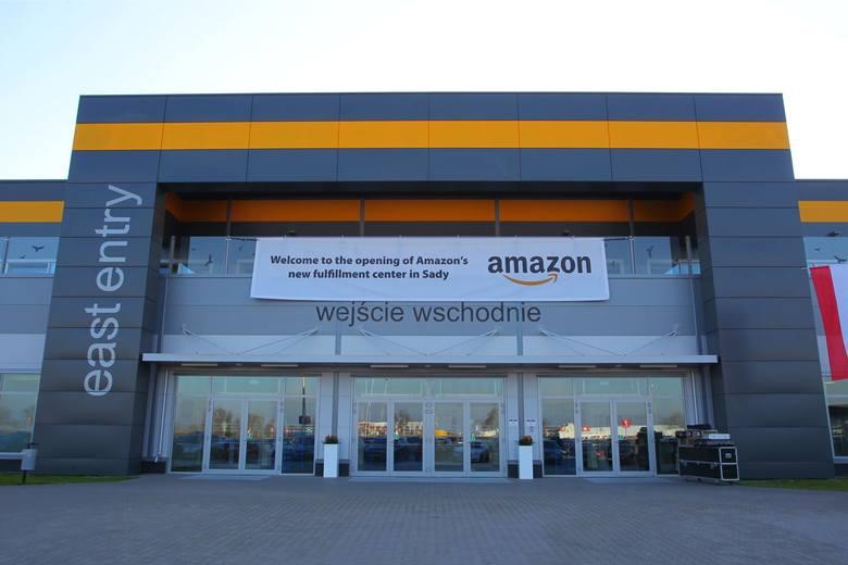Poznań: Amazon rozszerza swoją działalność. Poszukuje nowych specjalistów