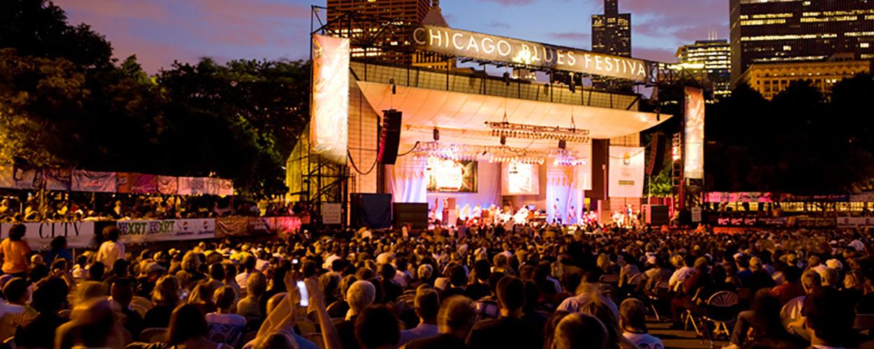 W piątek rozpocznie się 35. Chicago Blues Festival