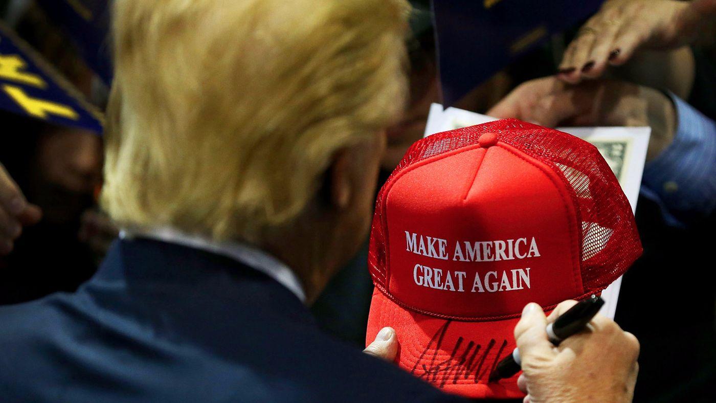 Bar w Lincoln Park wprowadził zakaz przychodzenia w czapce Make America Great Again