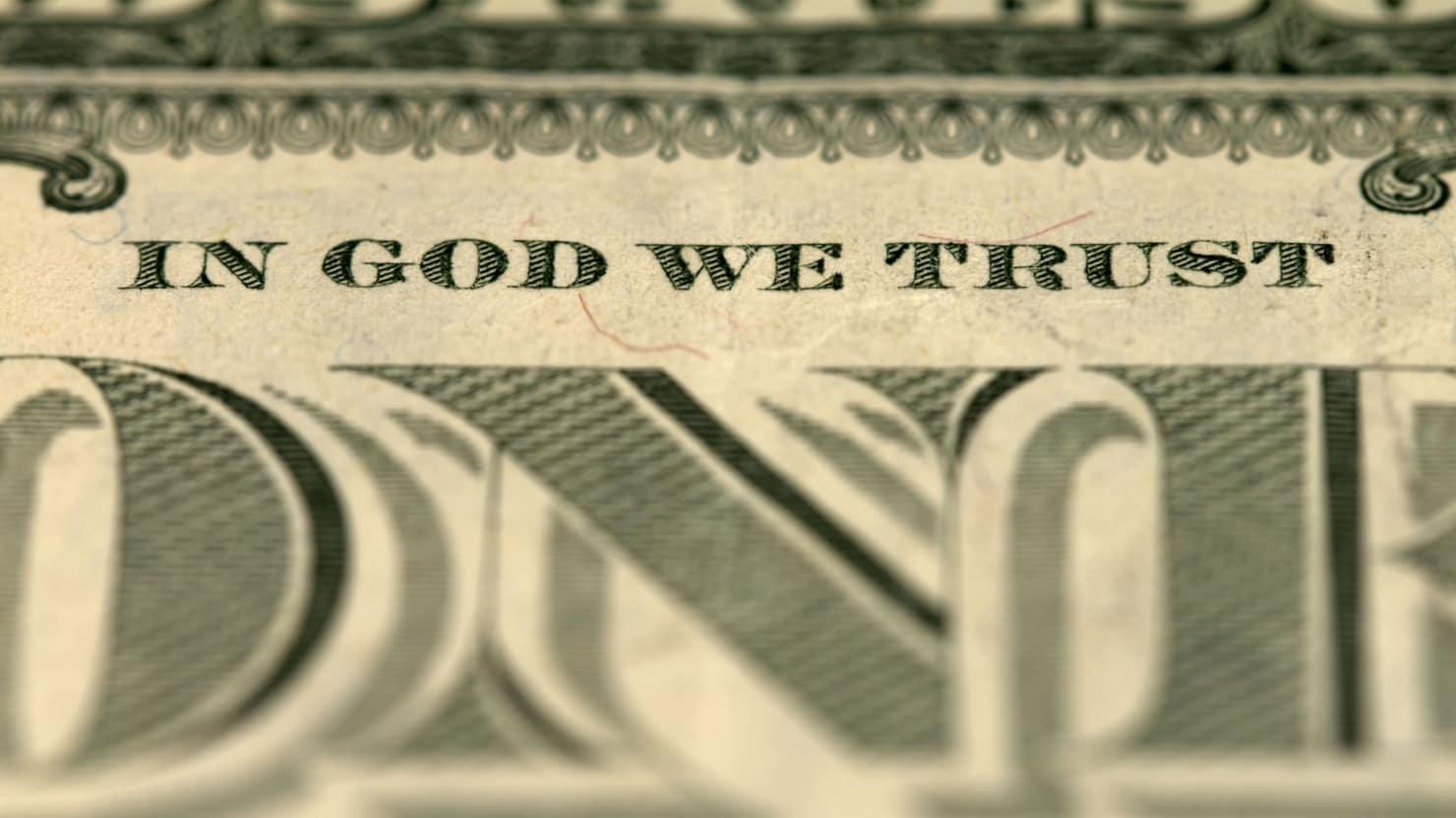 """Chicagowski sąd odrzucił pozew satanisty domagającego się usunięcia z pieniędzy napisu """"In God We Trust"""""""