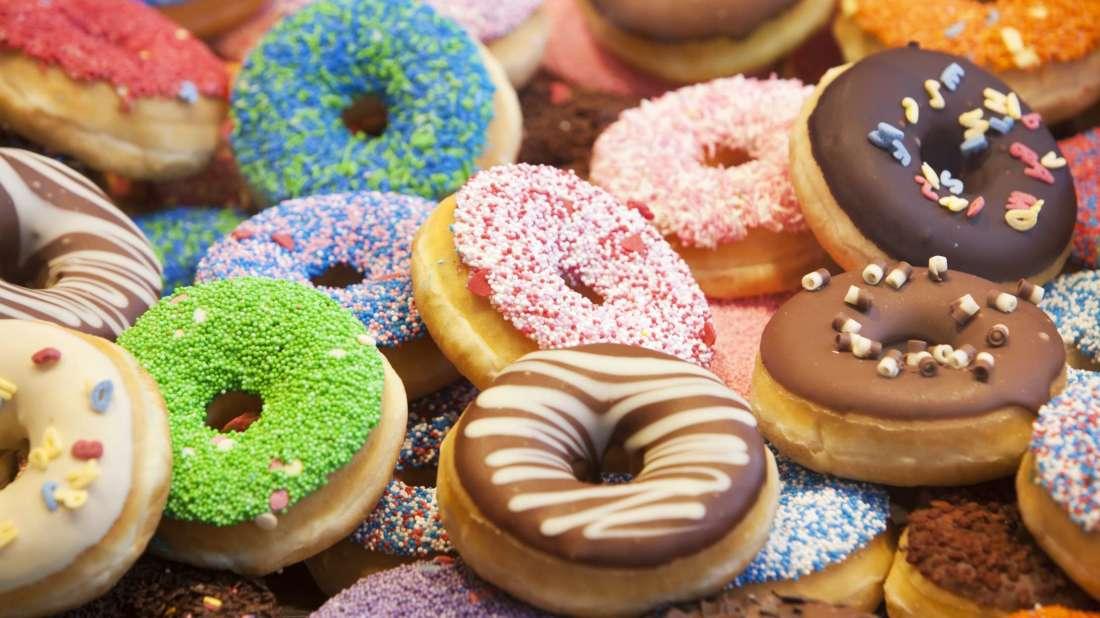 Dzień amerykańskiego pączka czyli National Doughnut Day