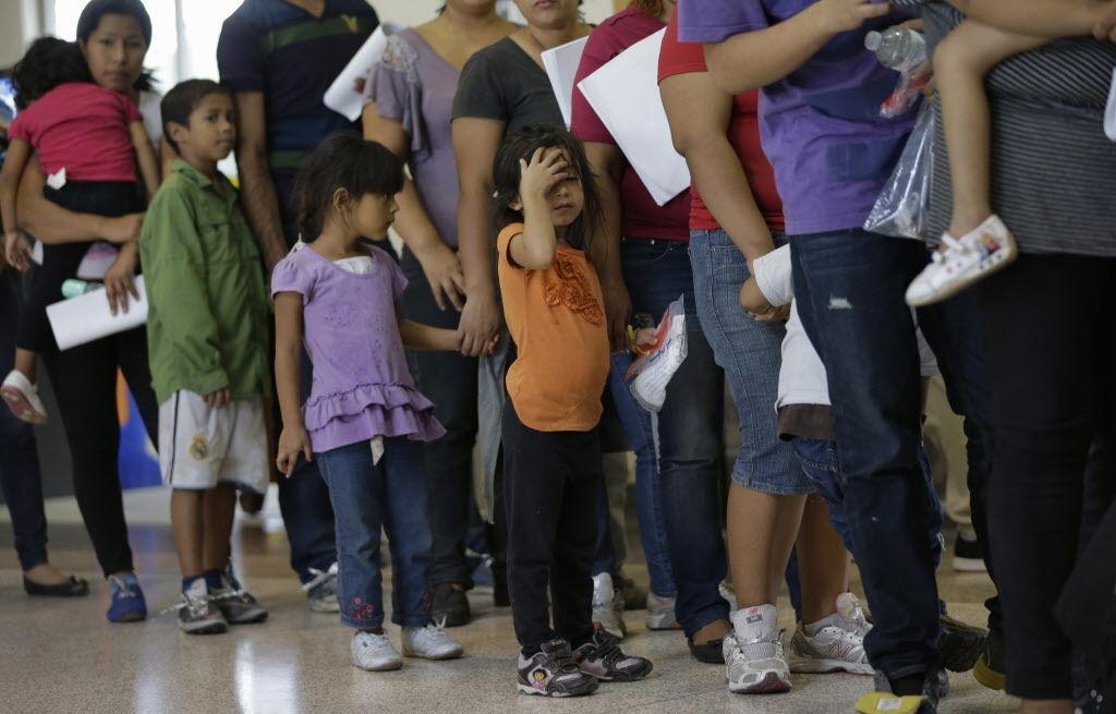 Protesty przeciwko polityce imigracyjnej Trumpa
