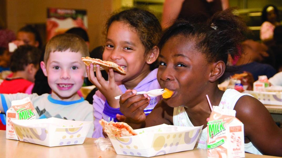Coraz więcej dzieci ma podwyższony cholesterol