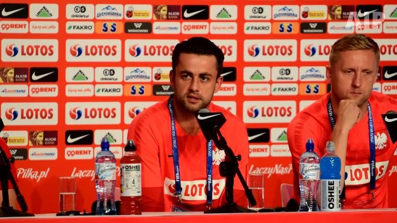 Łukasz Fabiański: Mecz z Japonią jest okazją, by sprawić sobie choć odrobinę radości
