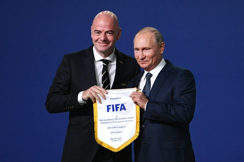 Mundial 2018 w cieniu nieczystych zagrywek politycznych gospodarza