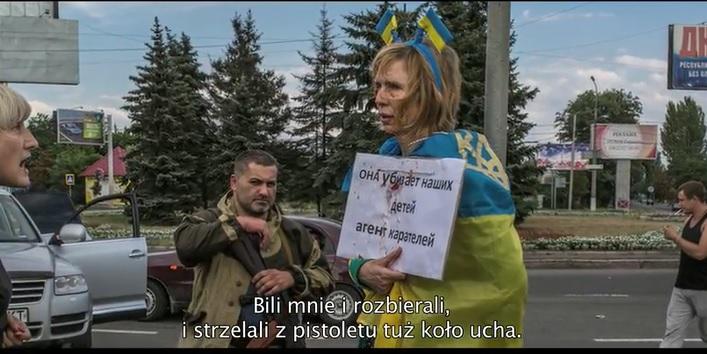 """""""Dzisiaj Gruzja, jutro Ukraina, pojutrze Państwa Bałtyckie, a później może i czas na mój kraj, na Polskę"""". Premiera filmu """"Przyjaźń w cieniu Kremla. Jutro Ukraina"""""""