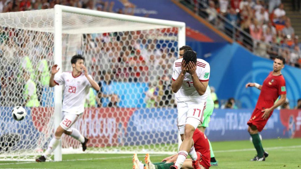 Maroko i Iran postraszyły faworytów. Hiszpanie wyrównali w doliczonym czasie, Ronaldo nie strzelił karnego
