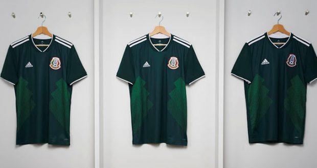 Koszulka drużyny piłkarskiej z Meksyku najpopularniejszą w Illinois