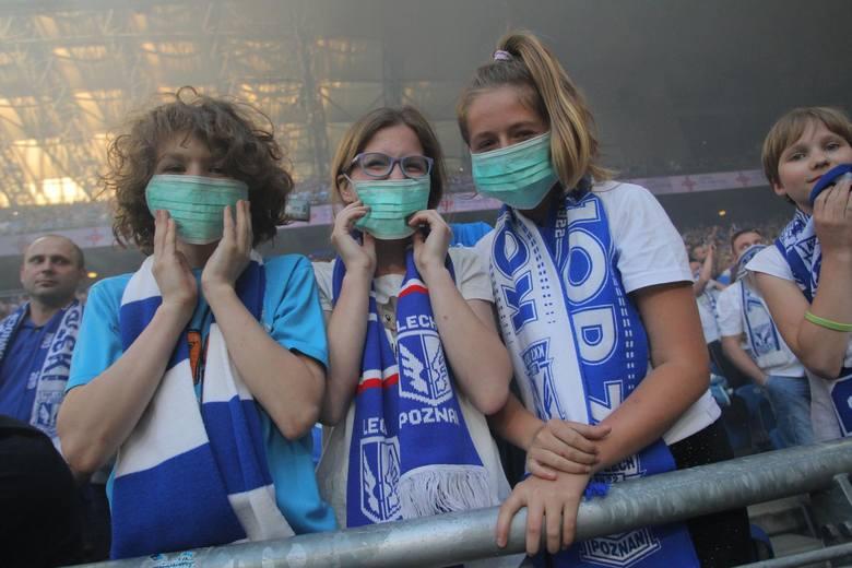 Gdzie była najwyższa frekwencja w Ekstraklasie? Lech Poznań zdecydowanie wygrał!