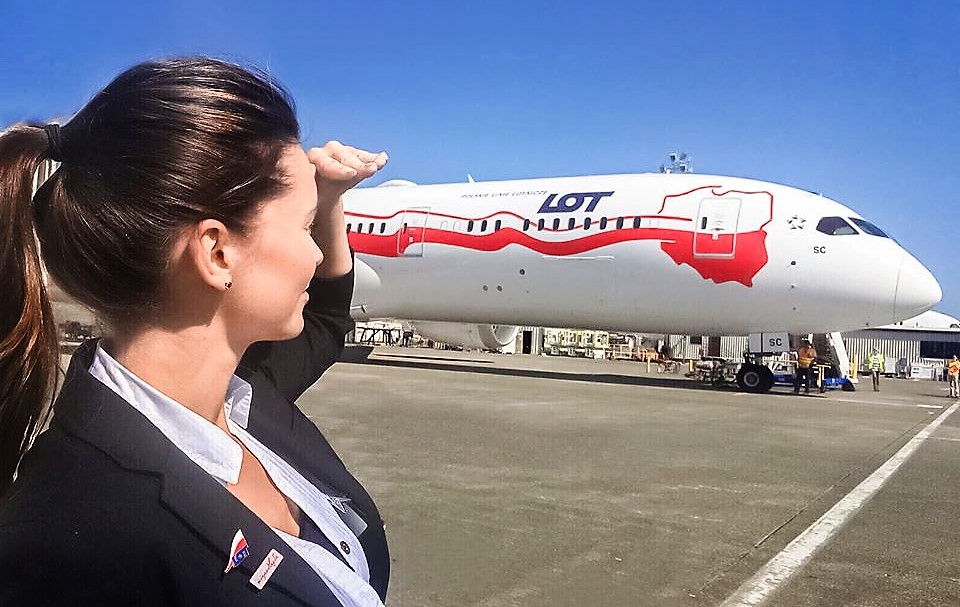 LOT odbiera nowe samoloty. Dreamliner będzie latał do Toronto, Chicago i do Nowego Jorku