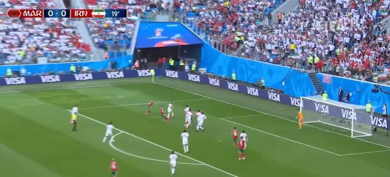 MŚ: Urugwaj szczęśliwie pokonał Egipt, Iran niespodziewanie pokonał Maroko [PODSUMOWANIE VIDEO]
