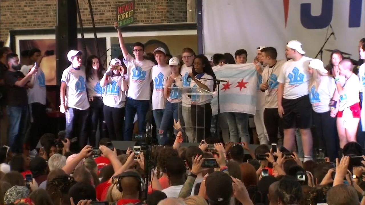 Chicagowski marsz pokoju