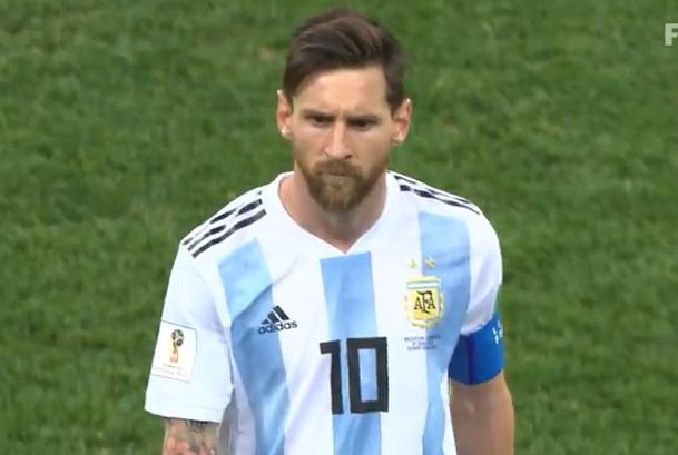 Jóźwiak: Messi był w cieniu zawodników Chorwacji. Spodziewałem się po nim więcej