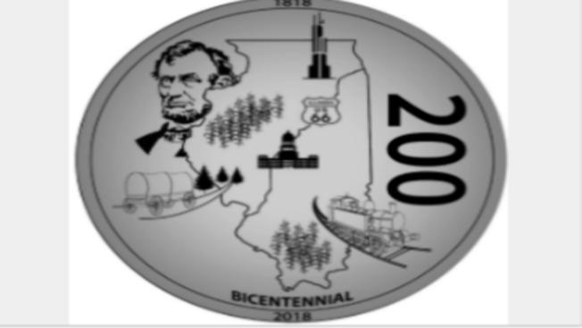Wybrano projekt monety na 200-lecie Illinois