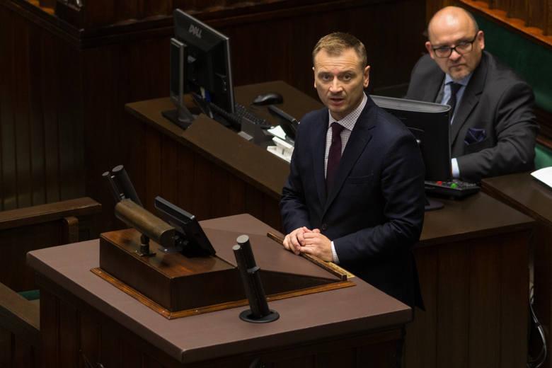 """Prezydium Sejmu obniżyło o połowę pensję Sławomirowi Nitrasowi z PO. Nitras: """"Jestem mobbingowany"""""""