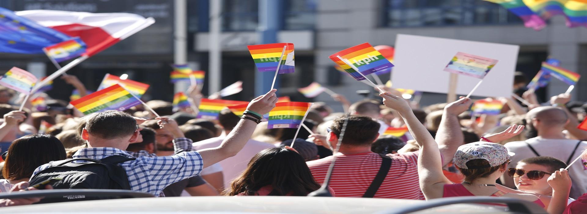 Parada Równości przeszła ulicami stolicy