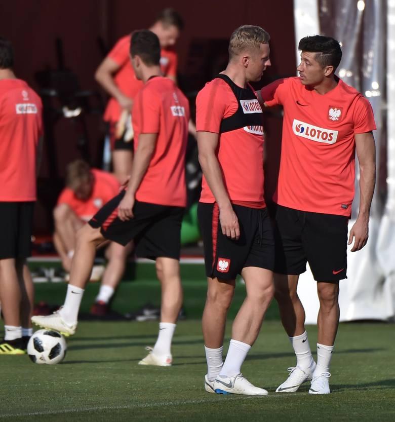 Polacy przygotowują się do meczów Ligi Narodów na Stadionie Śląskim – w czwartek z Portugalią i w niedzielę z Włochami