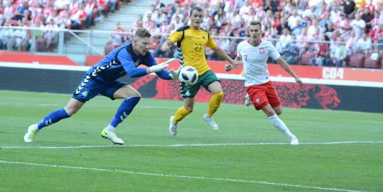 Polska – Litwa 4:0. Spacerek Biało-Czerwonych ze słabym rywalem. Nawałka ma jeszcze kilka znaków zapytania przed mundialem