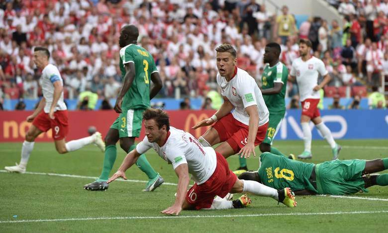 MŚ – Polska przegrała z Senegalem. Nawałka: Musimy przyjąć porażkę na klatę