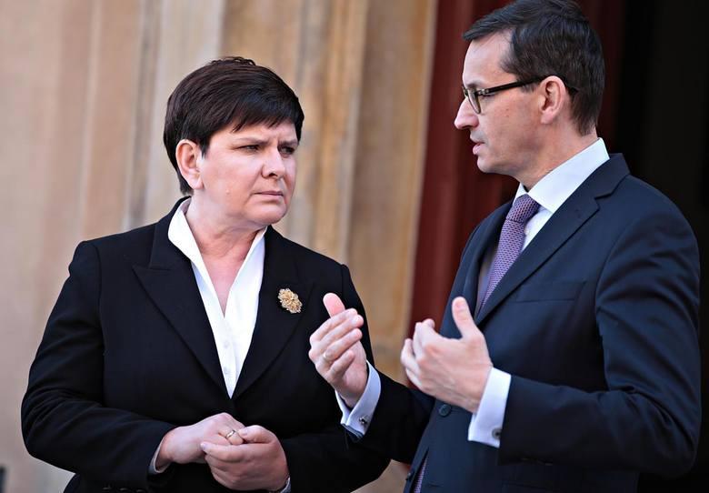 """Beata Szydło: """"Wizaż za 49 tys. zł? Prawo nie zostało złamane"""""""