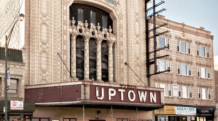Drugie życie Uptown Theatre