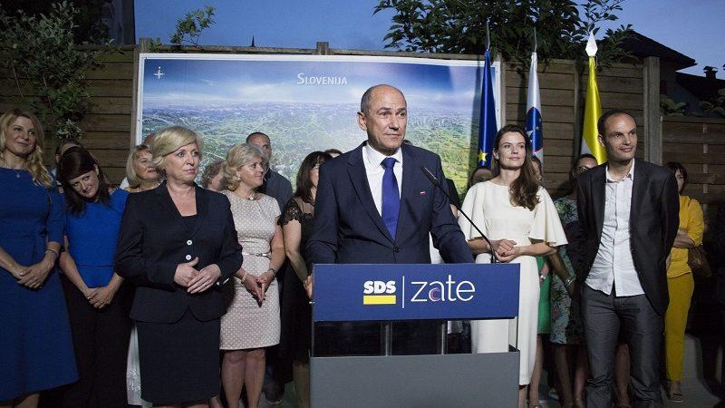 Słowenia: Wybory wygrała antyimigracyjna partia SDS. Może być problem z utworzeniem koalicji