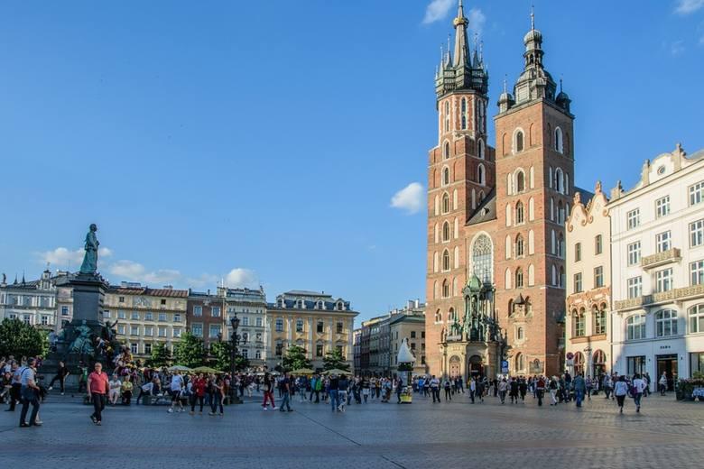 Kraków w grupie najlepszych 10 miast świata