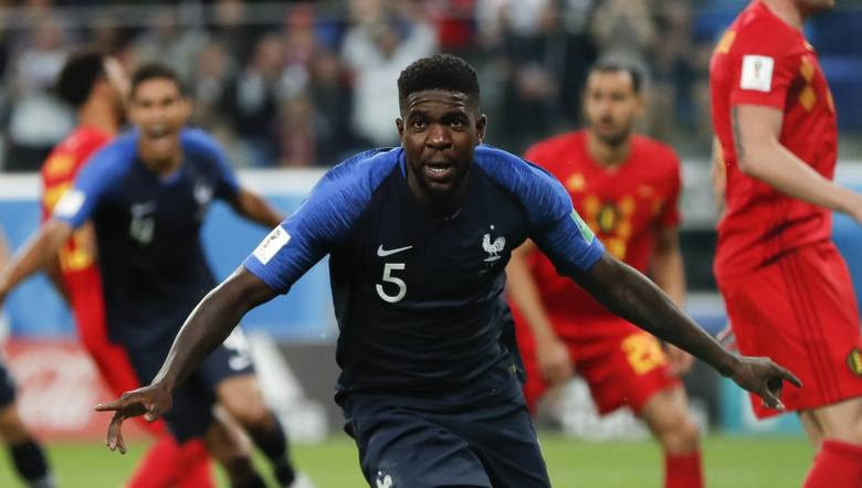 MŚ – Francja pokonała Belgię i zagra w finale!