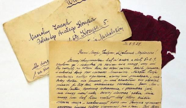 """Odkryto 90-letni list miłosny. """"Lolo"""" i """"Muszeńka"""", kim są rozdzieleni przed wojną kochankowie?"""