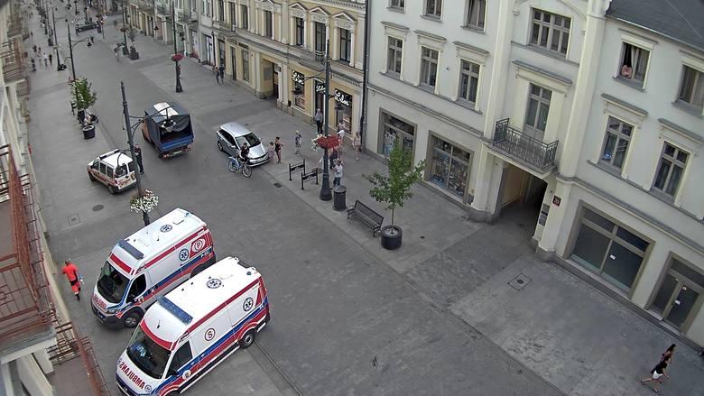 Handlarz zabójczymi dopalaczami zatrzymany. W Łodzi i Bełchatowie dopalacze zabiły sześć osób