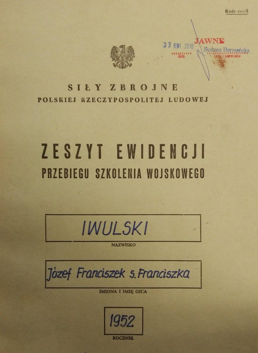 Cenckiewicz o ewentualnym uwikłaniu sędziego Iwulskiego w komunistyczny aparat bezpieczeństwa [DOKUMENTACJA]