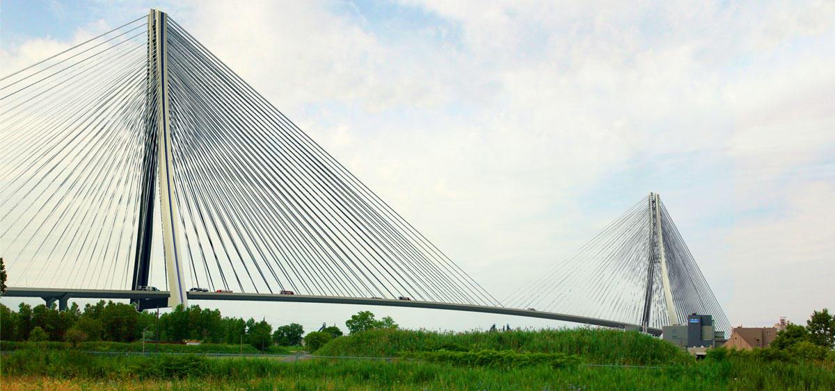 Wybrano grupę, która wybuduje most łączący Detroit z Kanadą