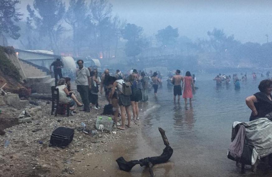 Grecja: Pierwszy pozew w sprawie ukarania odpowiedzialnych za tragedię w Attyce