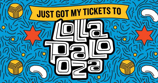 Od dziś można kupić czterodniowe karnety na festiwal Lollapalooza