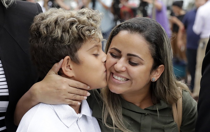 Sąd federalny nakazał oddanie syna matce z Brazylii