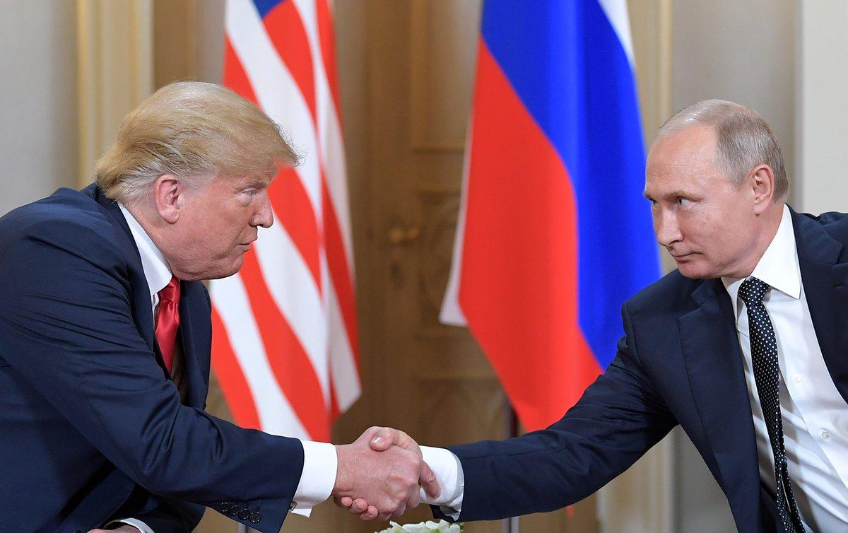 Administracja Trumpa: Nie ma żadnego porozumienia z Putinem w sprawie Ukrainy!