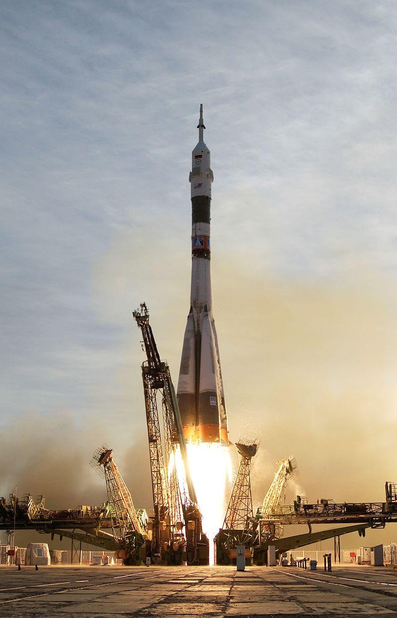 Rosja zakazała pracownikom kosmodromu korzystania z internetu