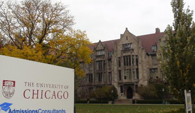 Uniwersytet Chicago w dziesiątce najlepszych uczelni na świecie