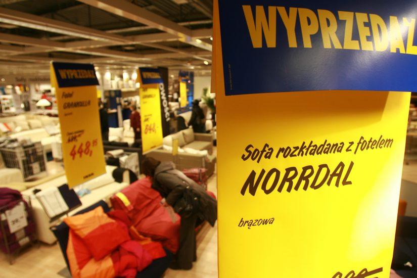IKEA skupuje używane meble. Mają zostać odświeżone i zyskać drugie życie