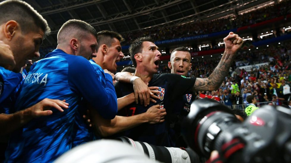 Mundial: Chorwaci w finale!