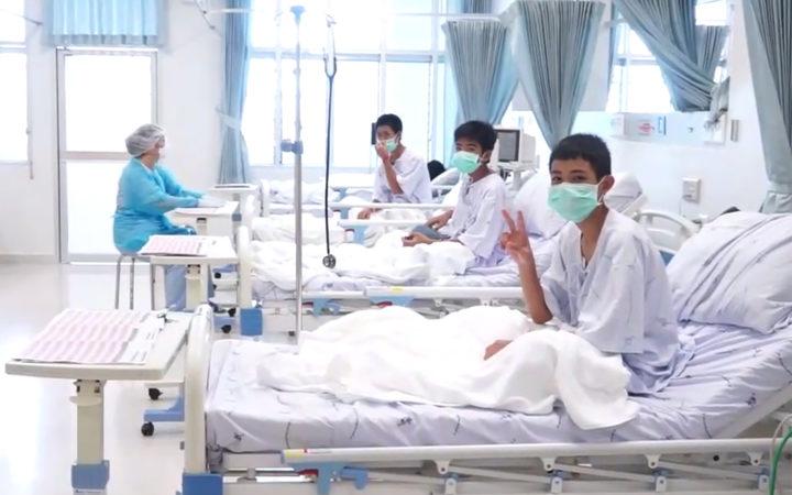 Tajlandia: W najbliższym tygodniu chłopcy opuszczą szpital