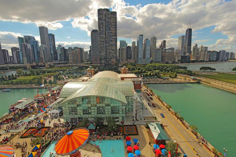 Illinois wśród najatrakcyjniejszych turystycznie stanów USA