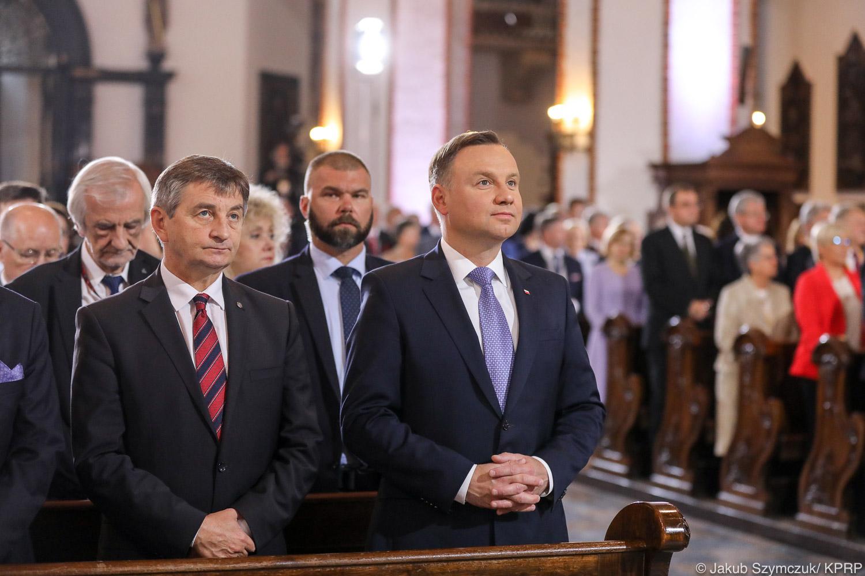 Minister Mucha: Zaprzysiężenie sędziów Sądu Najwyższego przez Andrzeja Dudę będzie realizacją przepisów prawa
