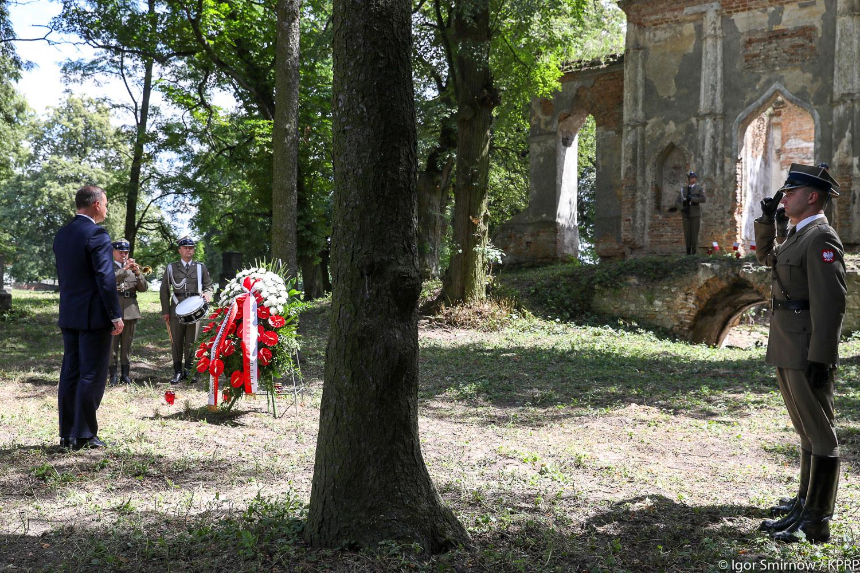 Dziś upamiętniono ofiary rzezi wołyńskiej