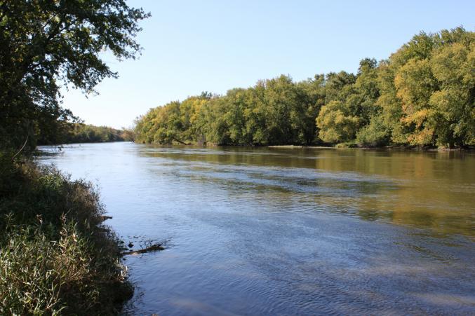 Spływ pontonowy po rzece Delaware